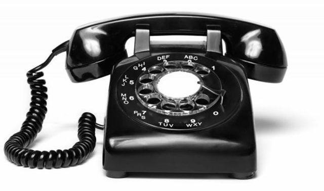 Idustralization: invention of the first telephone