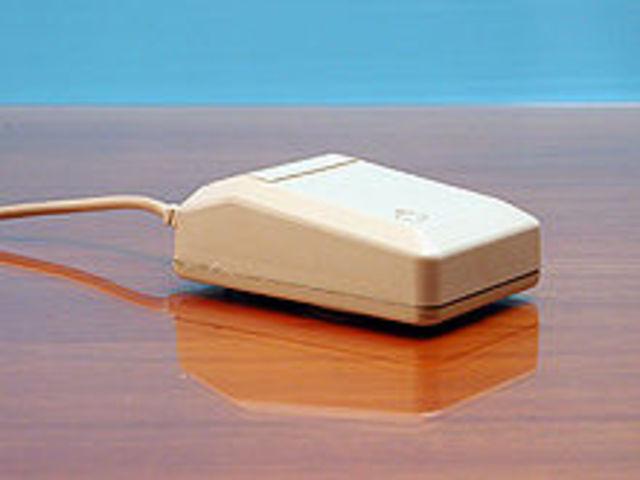 Apple Mouse IIc