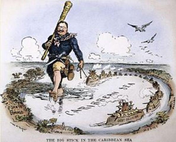Imperialism: Big Stick Policy