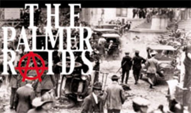 Roaring 20s: Palmer Raids