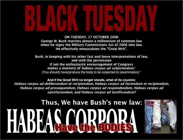 Great Depression: Black Tuesday