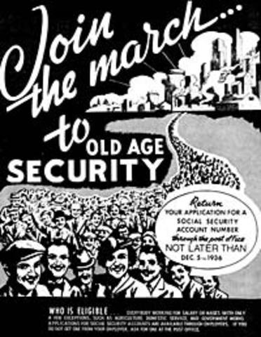 Great Depression: Social Security Act