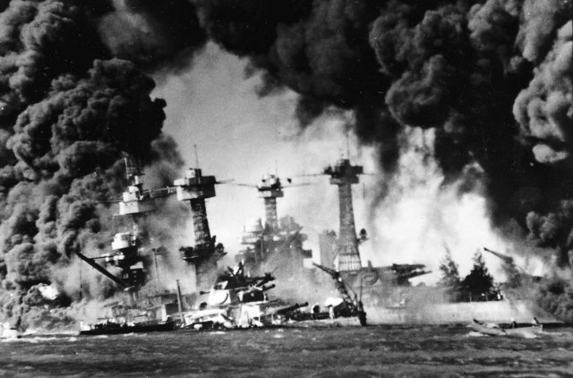 WWII: Pearl Harbor