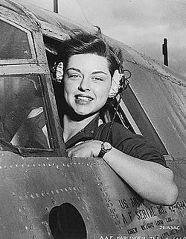 Women Airforce Service Pilots (WASP) Formed