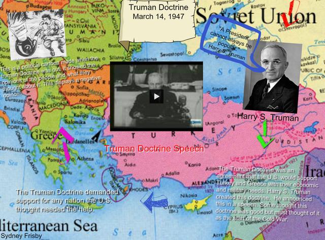 Cold War: Truman Doctrine