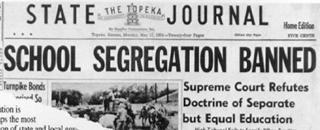 Civil Rights Movement: Brown Vs. Board of Edu.