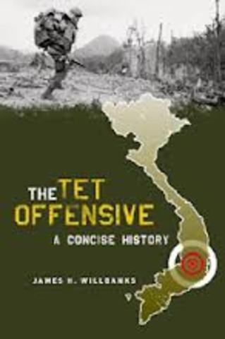 Vietnam War: Tet Offensive