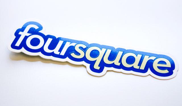 Launch of Foursquare
