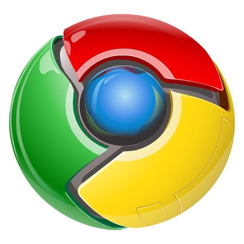Launching of Google Chrome