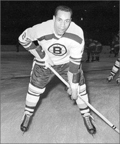 William O'Ree (Hockey)