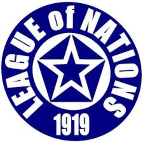 League of Nations accepts Germany