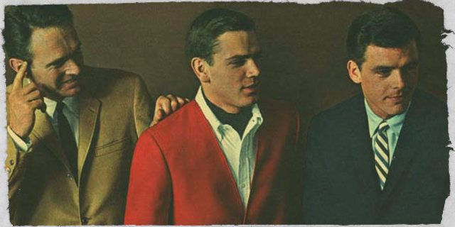 The Pea Coats in the Mid-1960s