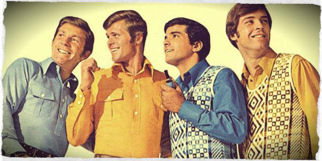 Mens Fashions 1970s