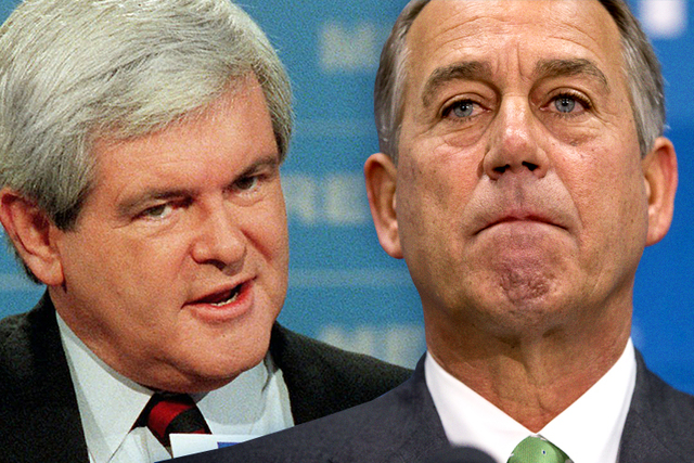Republicans Gain Control