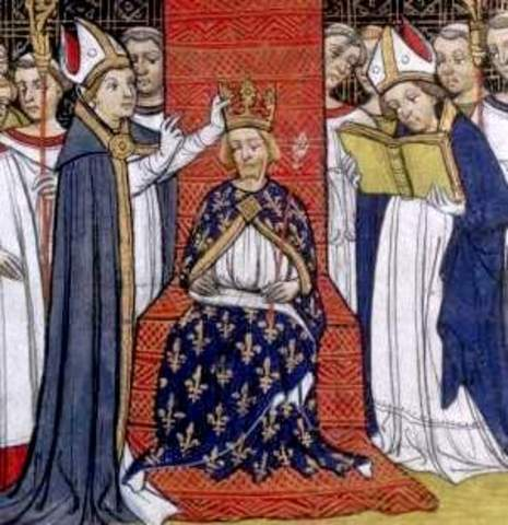 Death of Charles IV, his legacy