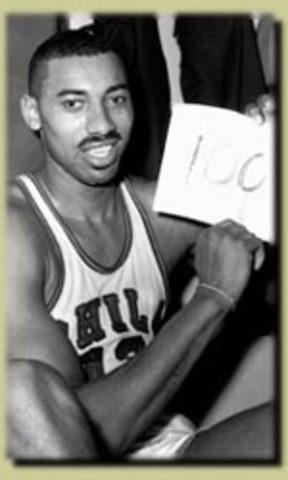 Wilt Chamberlin (NBA Player)