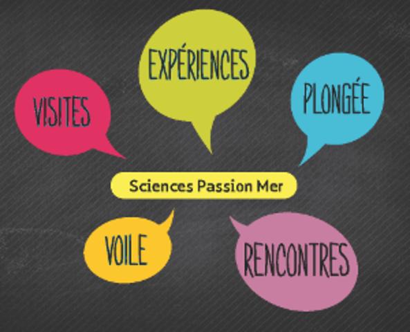 Colloque Sciences passion mer