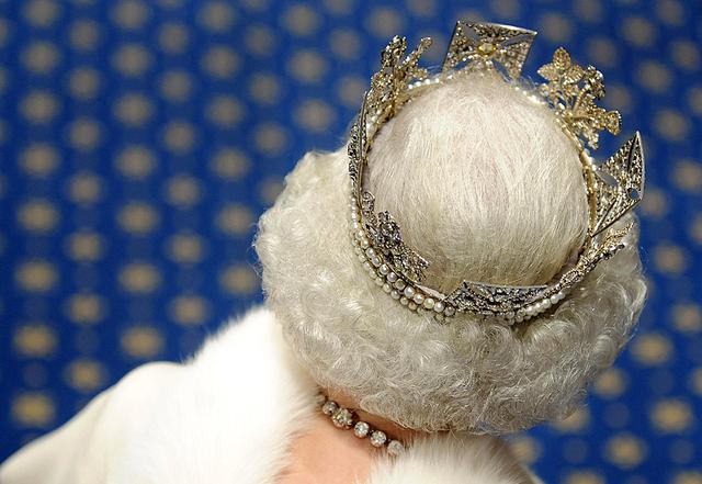 Письмо Елизаветты II