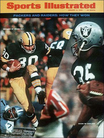 Super Bowl II - Packers 33, Raiders 14