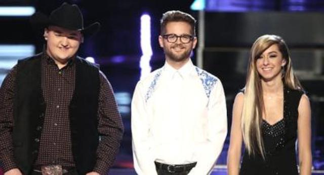 The Voice: Finale