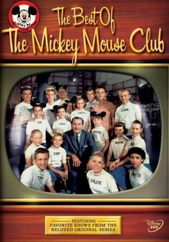 The Mickey Mouse Club debuts on the TV