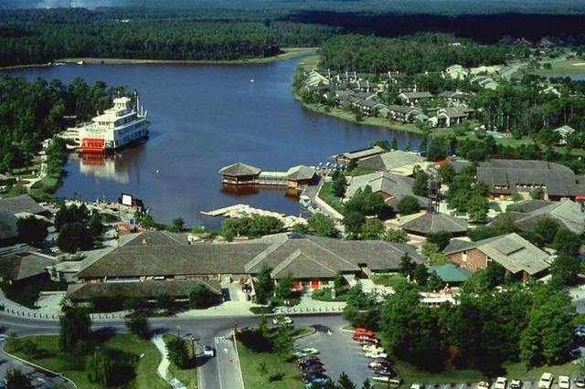 Walt Disney World Village opens