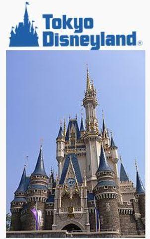 Tokyo Disneyland opens in Japan