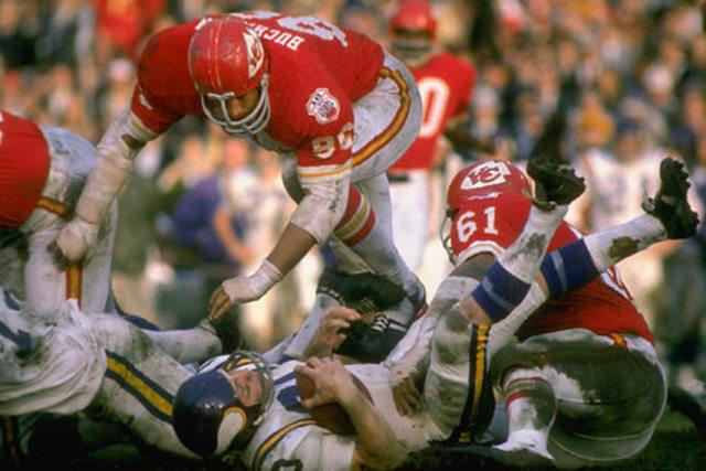 Super Bowl IV - Chiefs 23, Vikings 7