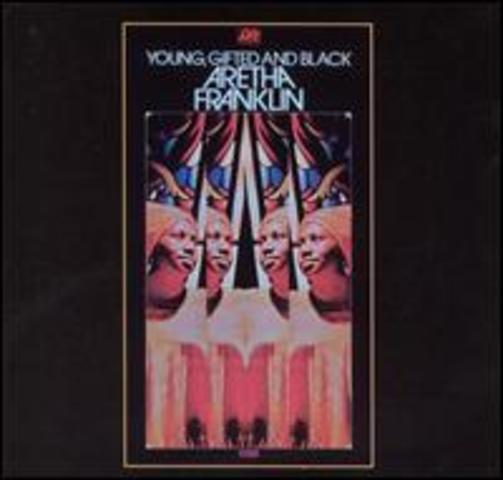 """Aretha Franklin Releases """"Young, Gifted and Black"""""""