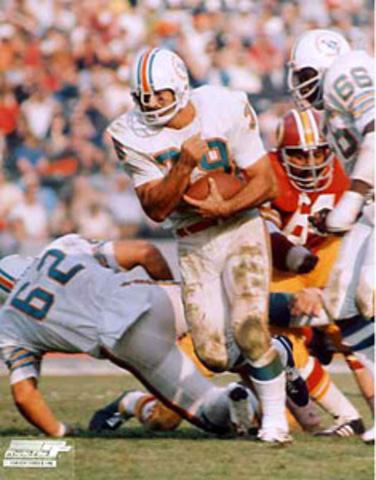 Super Bowl VII - Dolphins 14, Redskins 7