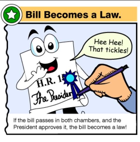 Passed Bill