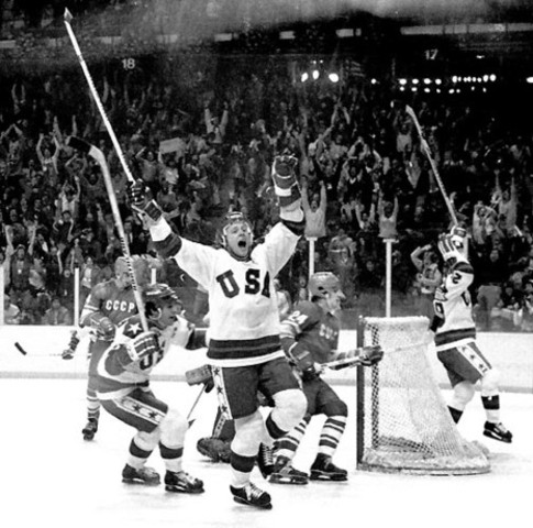 USA defeats USSR in Olympics
