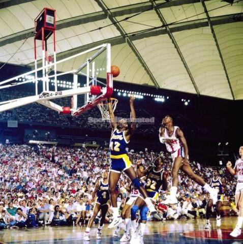 1988 NBA Finals - Lakers Defeat Pistons