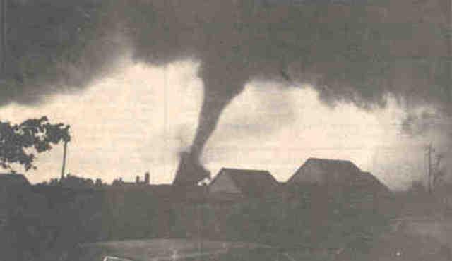 ower Ohio Valley Tornado Outbreak of June 1990