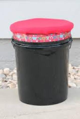 Buckets Stools
