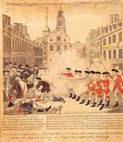 Boston Massacare