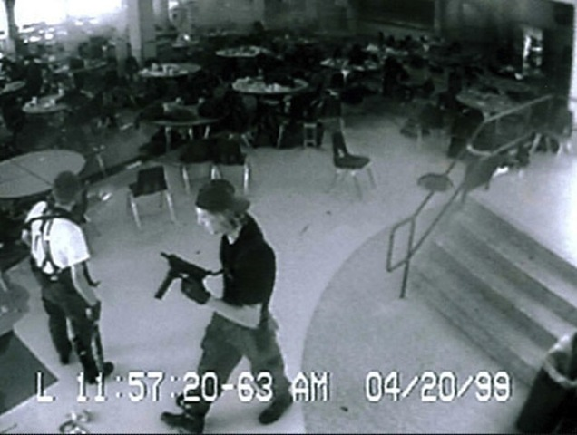 Killing Spree at Columbine High School