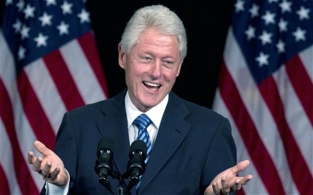 Bill Clinton Wins
