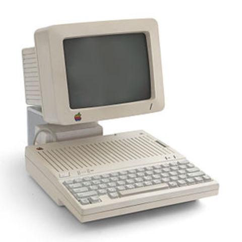 Apple IIc Steve Jobs