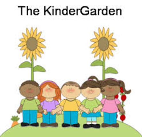 Kindergarden (Cognitive)