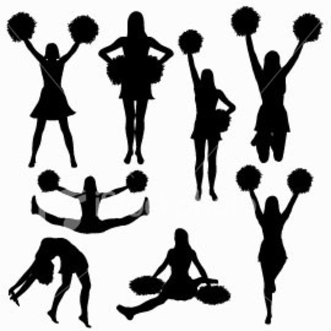 Moving on up in cheerleading ( Psychosocial)