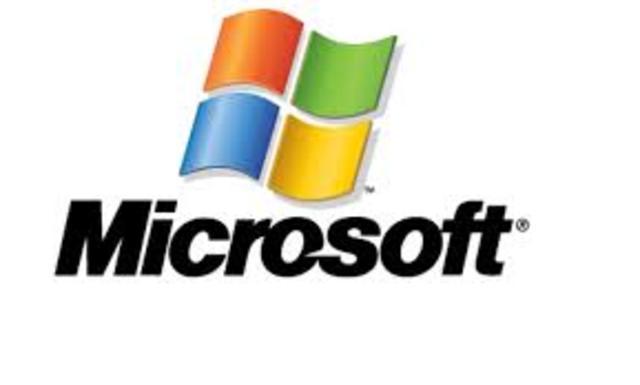 Problems in Microsoft