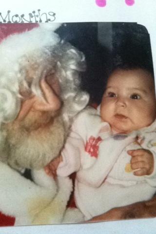 Seeing Santa Clause