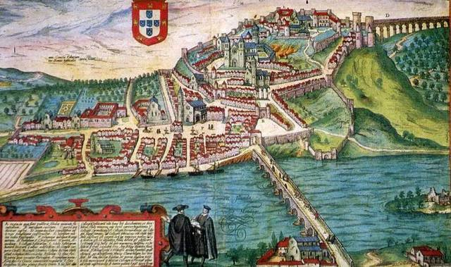 Provavel início dos estudos em Coimbra...