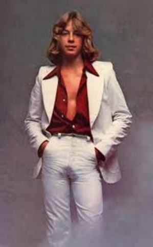 Big Collars/Leisure Suits