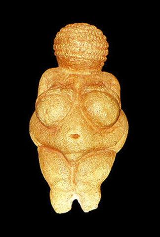Venus figurines least 35,000 years ago