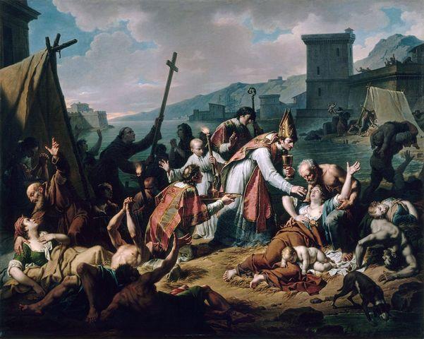 The Great Plague of Veaux
