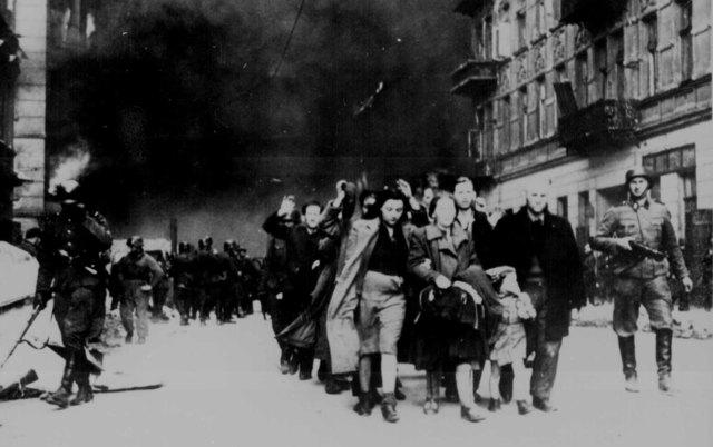 Warsaw ghetto is established.
