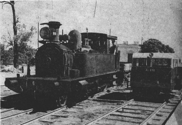 Locomotora de Vapor por Richard Trevithick
