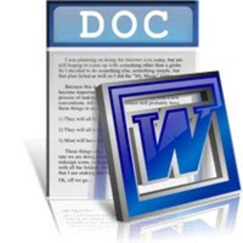 La Microsoft Corporation, lanza al mercado Miscrosoft Word